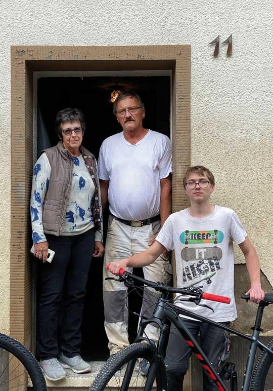 Familie Suhr aus Antweiler